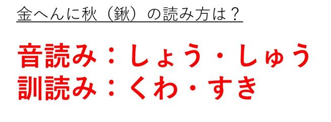 へん 漢字 かね の